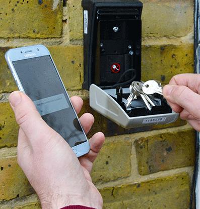 La Smart Box de VPS: Apertura de puerta sin llaves