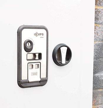 VPS SmartDoor Puerta Bluetooth antivandálica