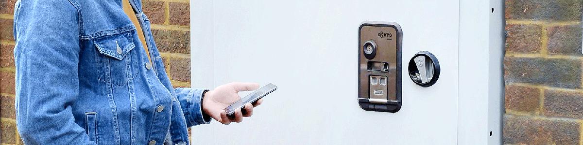 VPS SmartDoor - Puerta Bluetooth antivandálica